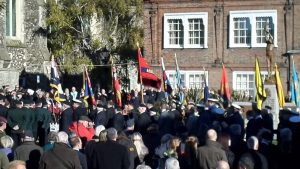 Remembrance Sunday Ashford Kent