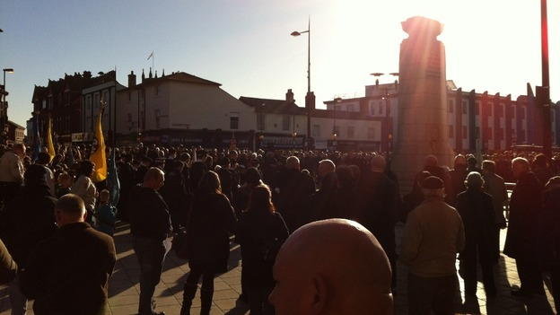 Remembrance Sunday Oldbury