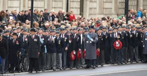 Remembrance Sunday Parade London