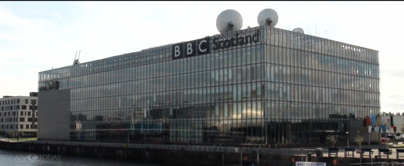 ST ANDREW DAY BBC