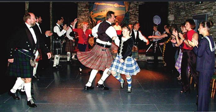 ST ANDREW DAY DANCE
