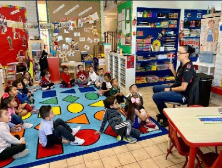 ST ANDREW DAY NURSERY ACTIVITIES