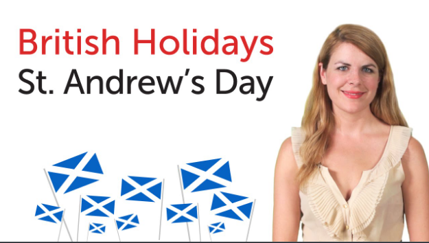 st andrew day holiday
