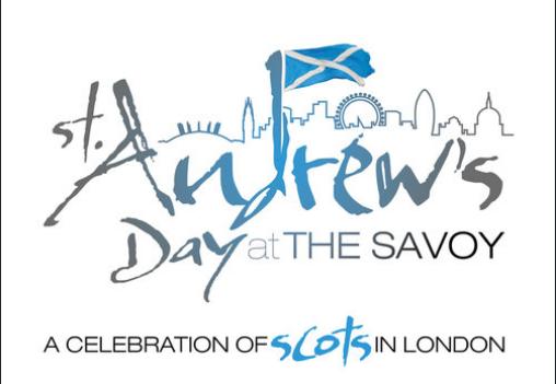 St Andrews Day Ball London