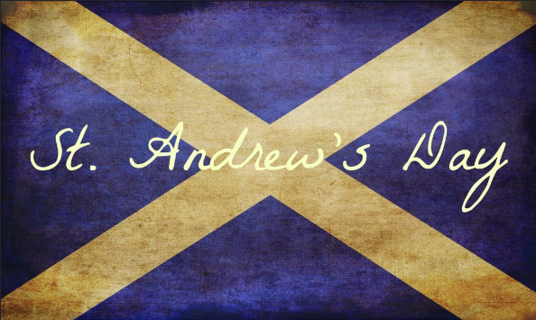 st andew day england
