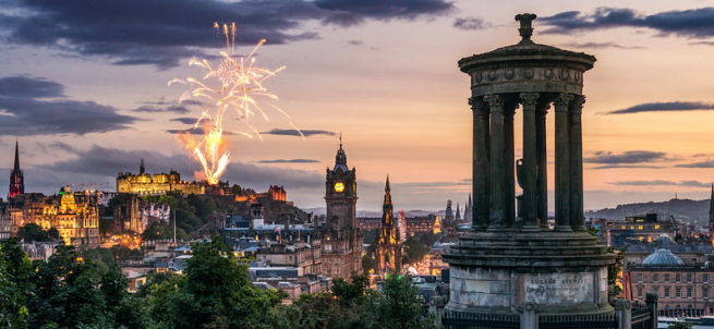 st andrew day edinburgh
