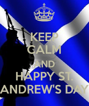 st andrew day greetings