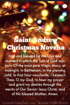st andrew day prayers