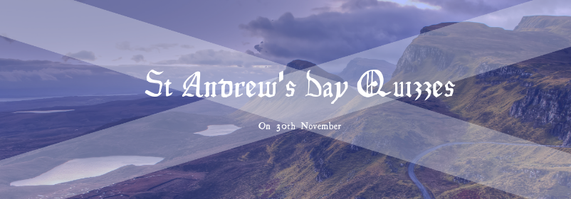 st andrew day quiz