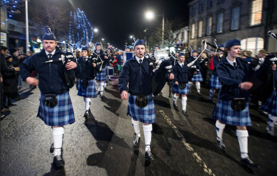 st andrew day scotland