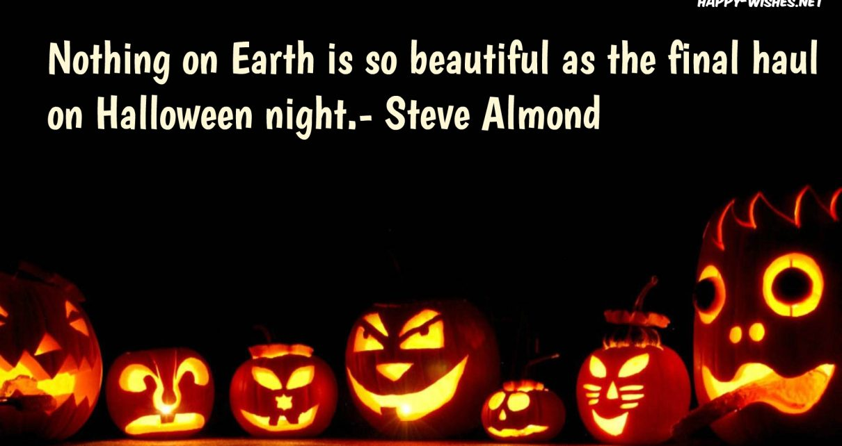Best Inspirational Halloween Quotes -