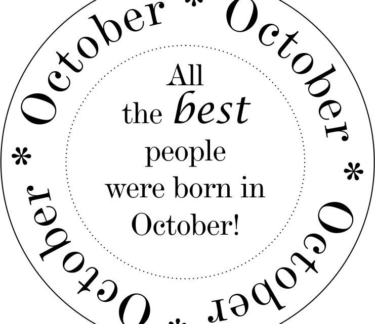 Best October quotes with images -