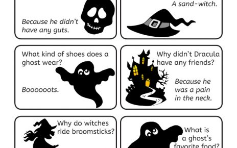 100+ Fun Halloween Jokes to Get the Whole Family in the Spooky Spirit -