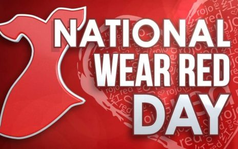 National Wear Red Day 2021 - Viral Hub