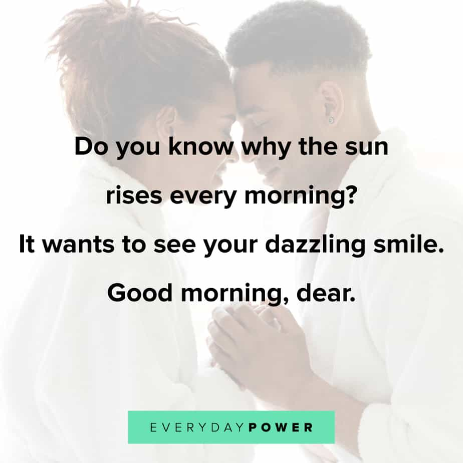 60 FUNNY GOOD MORNING TEXTS MESSAGES FOR HER LOVE