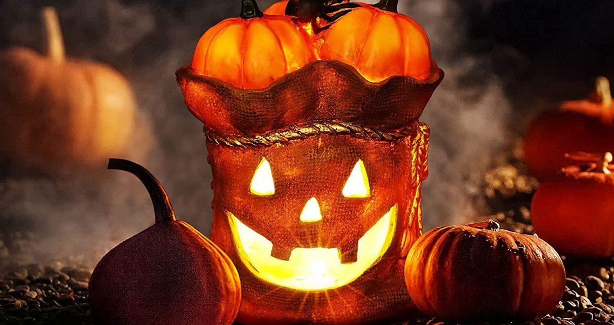 halloween pumpik lights